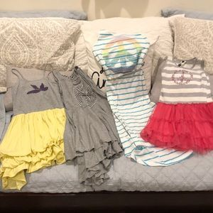 Lot of 6x-8 Girls Dresses!